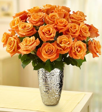 Sunrise Rose Bouquet, 12-24 Stems