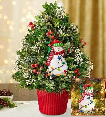 Very Berry Christmas Tree™ with Ornament