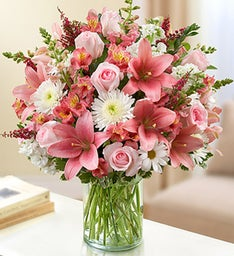 Lovely Pink Arrangement