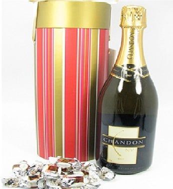 Chandon NV Sparkling Wine & Chocolates Gift