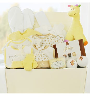 Mother & Baby - New Baby Gift Box