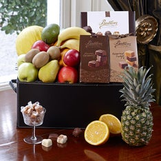 Fresh Fruit & Chocolates