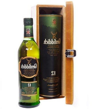 Glenfiddich Whisky Gift Box