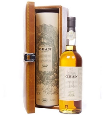 Oban Whisky Whisky Gift Box