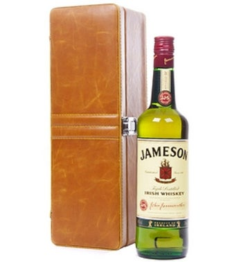 Jameson Whiskey Gift Box