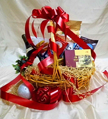 Luxury Gourmet Gift Basket