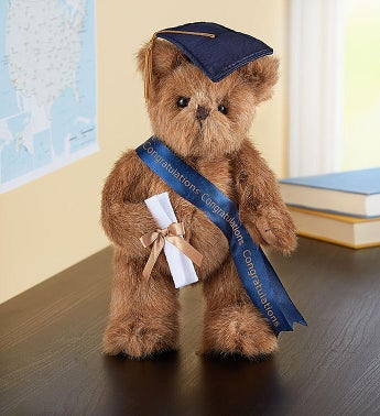 Bearington® Smarty Graduation Bear  Bearington® Smarty Graduation Bear