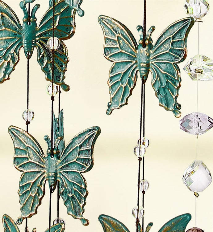 Butterfly Wind Chime