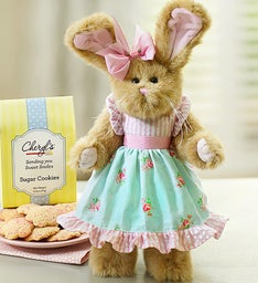 Bearington® Bunny with Cookies