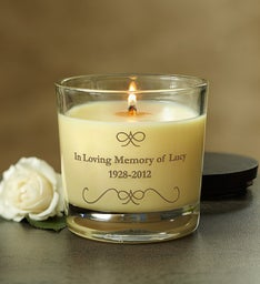 Personalized Remembrance Woodwick® Candle