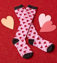 Sock It To Me® Sweetheart Socks for Women