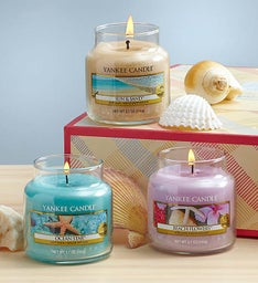 Yankee Candle® Coastal Gift Set