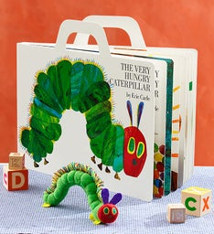 Very Hungry Caterpillar Book and Plush Set