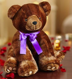 Lotsa Love® Luxury Sable Bear