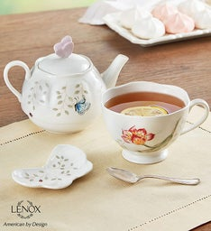 Lenox® Butterfly Meadow Tea for One Set