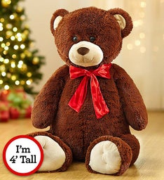 Handsome Henry™ Giant Holiday Bear