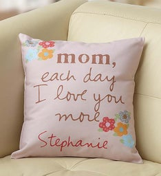 Personalized Sandra Magsamen Pillow