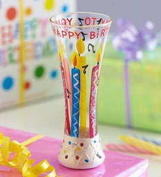 Lolita® Happy Birthday Shot Glass
