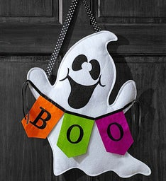 Boo Ghost Door Hanger