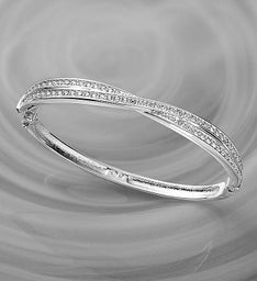 SWAROVSKI® Crystal Bangle