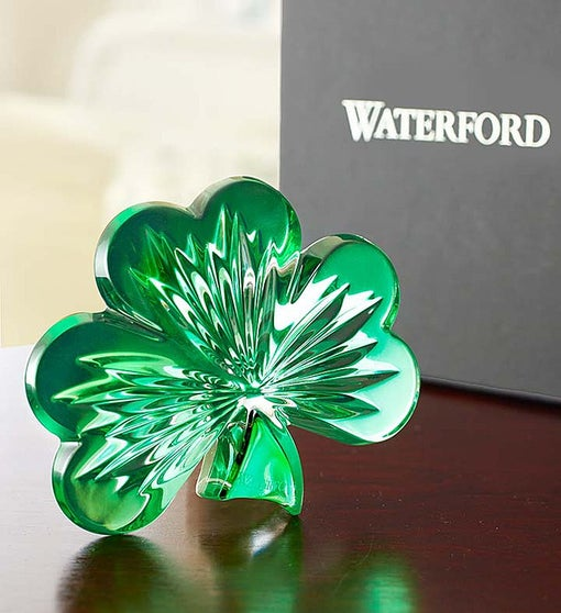 Waterford® Shamrock Collectible