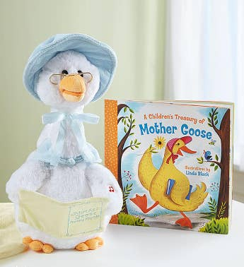 Animated Mother Goose Storyteller