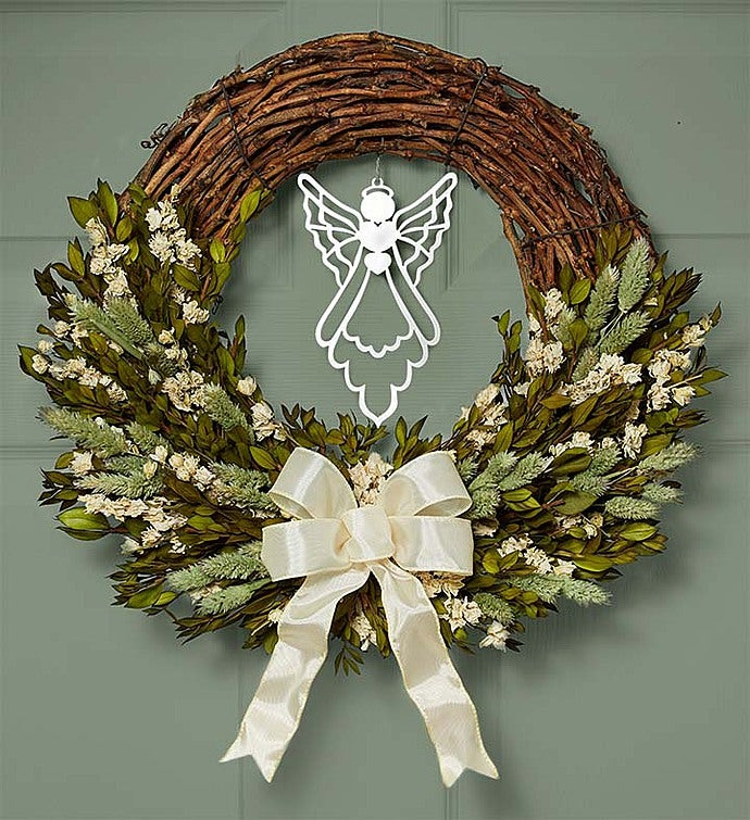 Preserved Remembrance Wreath