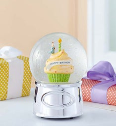 Reed and Barton® Happy Birthday Water Globe