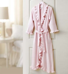 Mom's Favorite Ruffle Robe
