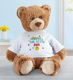 Personalized Tommy Teddy