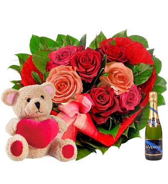 Heart of Roses Giftset