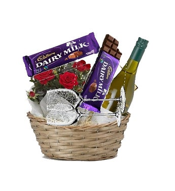Romance in a Basket