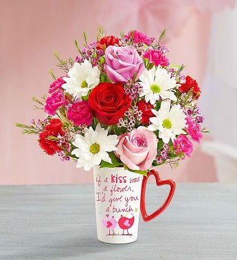 Buy Romantic Flowers Online  Fresh Romantic Flowers Birthday Flowers