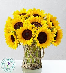 Sunflowers by Real Simple®