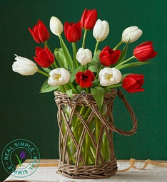 Holiday Tulips by Real Simple®