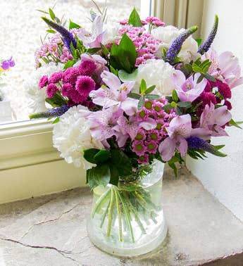 Simply Cherished Arrangement