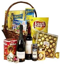 Twilight Success Gift Basket