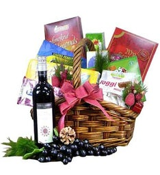 Munch on This Gift Basket