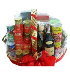 The Book of Change Gift Basket