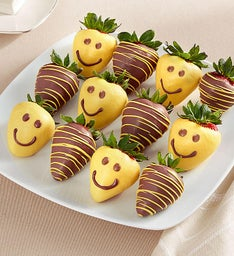 Strawberry Smiles® Dipped Strawberries