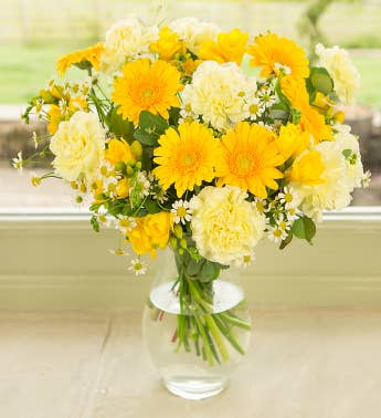 Bright  Cheery Bouquet