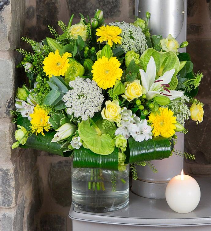Lemon and Lime Bouquet