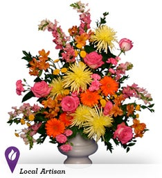 Twilight Serenity Sympathy Arrangement