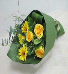 Yellow Lady Bouquet