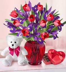 1-800-flowers Coupon : Extra 15% Off Valentine's Day Flowers & Gifts