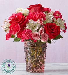 Valentine's Bouquet by Real Simple®