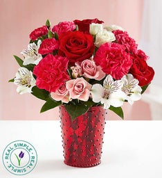 Valentine's Day Bouquet by Real Simple®