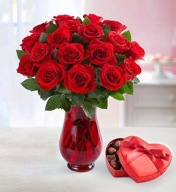 1-800-Flowers.com:  Up to 50% off Valentine's Flowers & Gifts