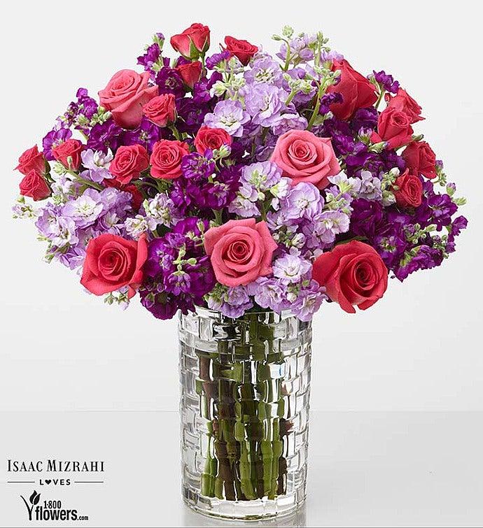 Fabulous Mixed Bouquet by Isaac Mizrahi