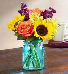Sunshine Bouquet for Dad